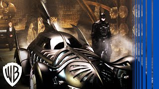 Batman | Batman Forever and Batman & Robin Behind the Scenes | Warner Bros. Entertainment