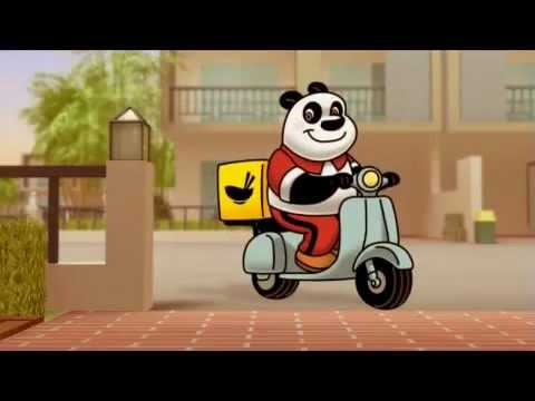 Never say no to foodpanda! Funny commercial