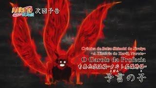 Naruto Shippuuden - (Cap. 439) O Garoto da Profecia