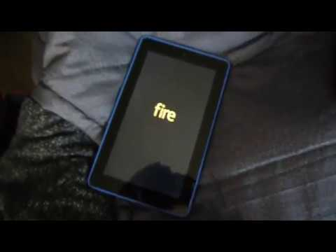 How To Factory Reset A Stolen Lost Or Unknown Password Kindle Fire