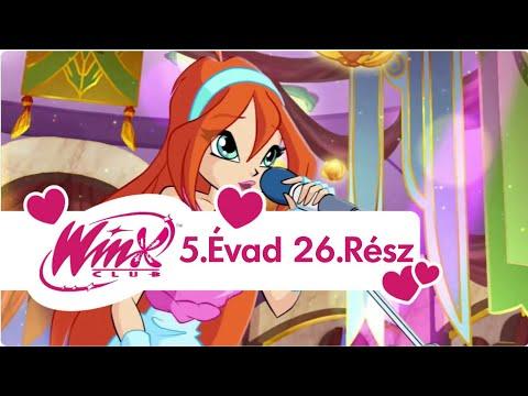 """Winx Club, 5.évad, 26.rész - """"Tritannus bukása"""" (Magyar // Full Episode)"""