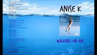 Anise K feat. Snoop Dogg - Walking On Air (Lyrics on screen)