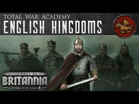 A Total War Saga: Thrones of Britannia - The English Kingdoms