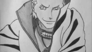 How to Draw Hidan (Akatsuki Collection)
