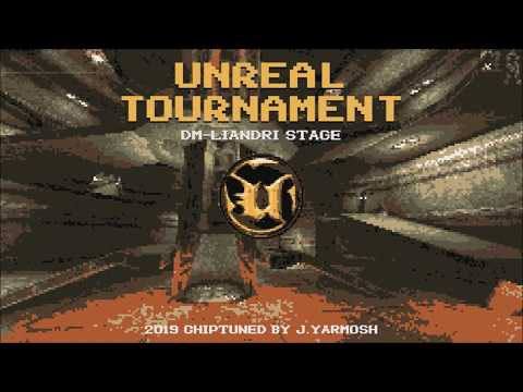 Unreal Tournament`99 - Razorback (Razor-ub) 8-bit Mix. By J. Yarmosh