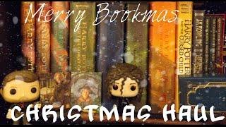 Merry Bookmas! Christmas Book Haul