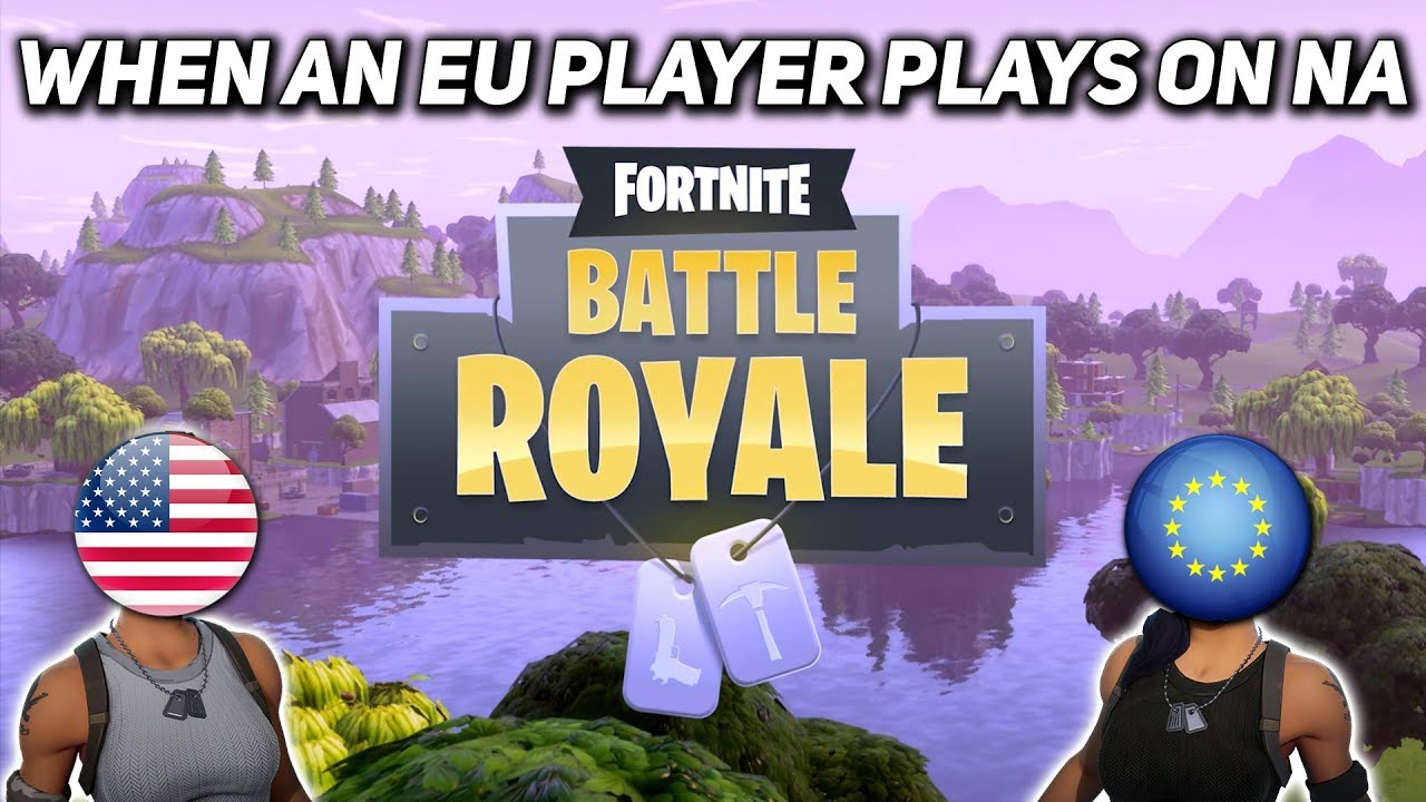 Fortnite Europe Server Location