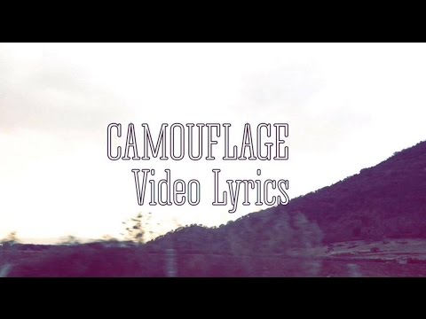 Selena Gomez-Camouflage(Video Lyrics)