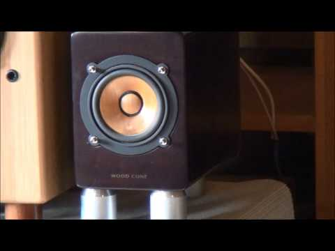 Mr. Kuwahata-The inventor of Victor Wood-Cone Speaker