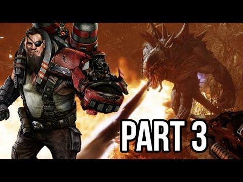 Evolve Gameplay Walkthrough - Part 3