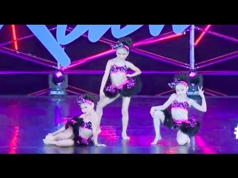 Shake The Room  Kaitlyn Tran, Cierra Cuadra, Savannah Andres