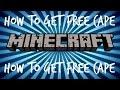Πώς να πάρετε Free Cape στο Minecraft!