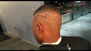 How To: High Born Fade | By: Chuka The Barber