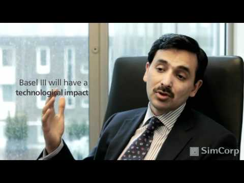 SimCorp's exclusive interview with Dushyant Shahrawat, TowerGroup Senior Research Director