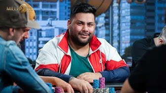 HIGHLIGHTS Main Event Final Table   MILLIONS South America 2020