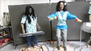 dcw keyboard player female singer show 2 song 3