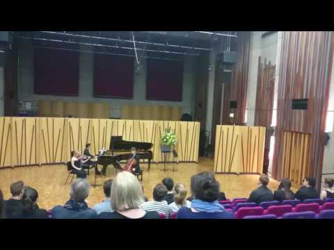 Guildhall School - Chamber Music Project