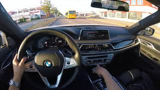 2018 BMW 750i xDrive - POV Review