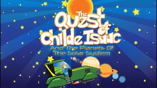 Childe Isaac and the Planets of the Solar System