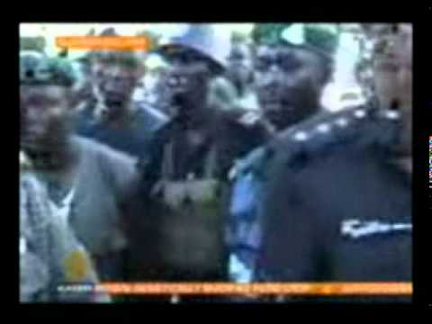 Extra-Judicial Killings in Borno, Nigeria.