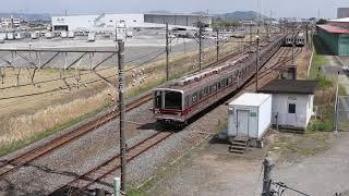 【東武】20050型21855F 廃車回送 渡瀬北留置線入線