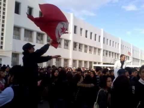 Intro Lycée Jeune Fille  BAC 2013