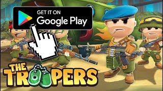 The troopers миньоны войны игра. Лучшие стратегии на на андроид. Скачать бесплатно ВЗЛОМ игры.