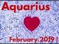 Aquarius Monthly Tarot Reading February 2019: MAGIC 8 BALL !!