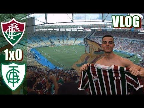 ÚLTIMO JOGO DO ANO - Fluminense 1x0 América MG - DIÁRIO DO TORCEDOR #29