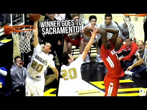 Mater Dei VS Bishop Montgomery PLAYOFF REMATCH! Winner Goes to STATE CHAMPIONSHIP in Sacramento!