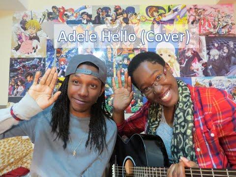 Adele Hello- (Cover)