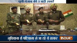 5 Khabarein UP-Punjab Ki | 21st January, 2017 - India TV