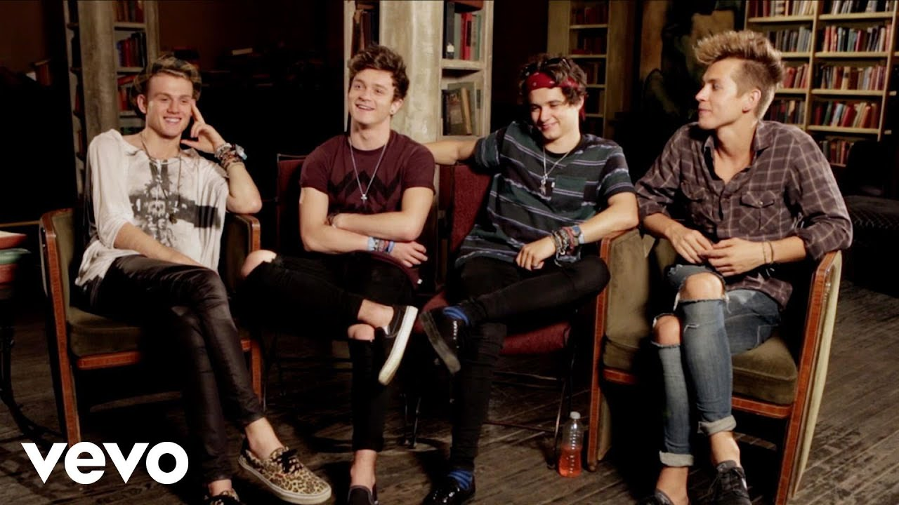 The Vamps - Influences (VEVO LIFT)