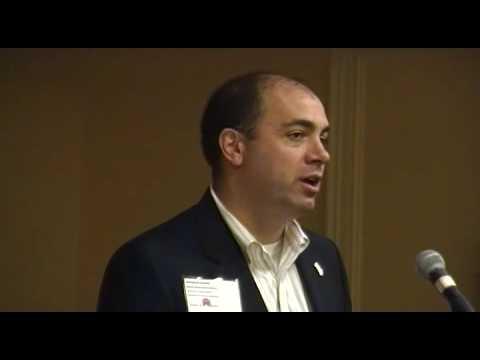 10/02/09 (2 of 6) - Republican North East Conference, Newport, Rhode Island, RIGOP Chair Gio Cicione