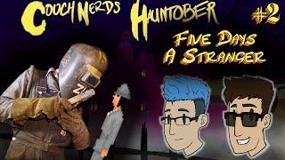 Pooty Pops!! - Five Days A Stranger #2 (Hauntober)