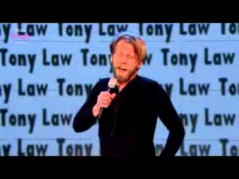 Tony Law on Russell Howard's Good News