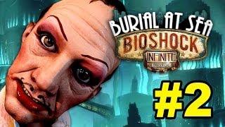 SCARY CLOWN! - BioShock Infinite: Burial at Sea