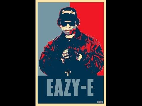 Eazy E - Gimme That Nut (Lyrics on screen)