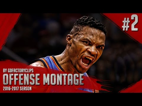 Russell Westbrook Offense Highlights Montage 2015/2016 (Part 2) - LOYALTY!