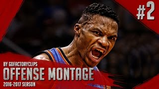 russell westbrook offense highlights montage 2015 2016 part 2 loyalty