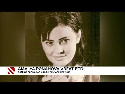 Baş rolların qəhrəmanı Amaliya Pənahova