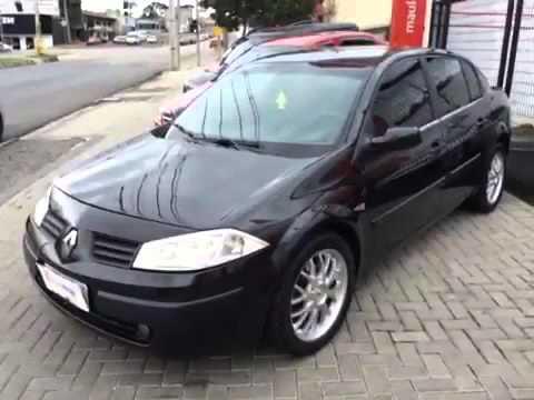 Renault Megane Expression Sedan Carros Usados E