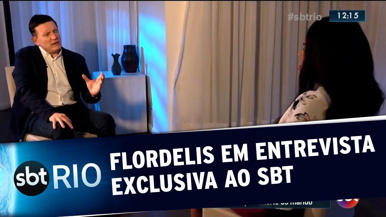 Download Flordelis em entrevista exclusiva com o SBT