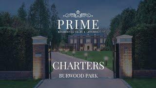 FOR SALE: Luxury Mansion In Burwood Park, Walton on Thames