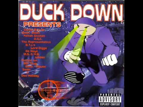 """ PRESENTS...//////Duck Down/( FULL ALBUM)/////////"