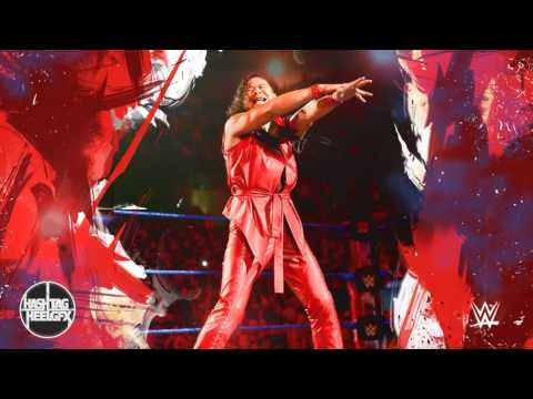 "2017: Shinsuke Nakamura 3rd WWE Theme Song - ""The Rising Sun"" (feat. Lee England Jr.) ᴴᴰ"