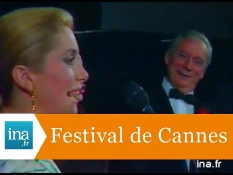 Festival de Cannes avec Pialat, Depardieu, Montand, Mastroianni - Archive vidéo INA