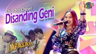 DISANDING GENI - DINDA DEWI (Official Music Video) RAVI OFFICIAL