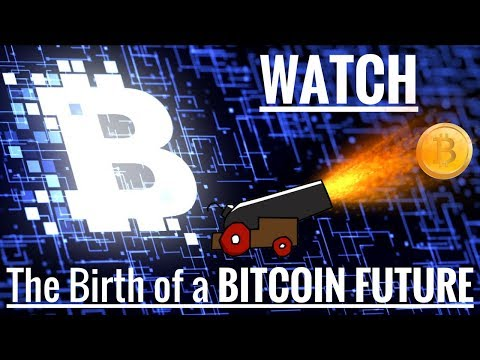 CME Bitcoin Futures - Watch The Historic First Candles Print