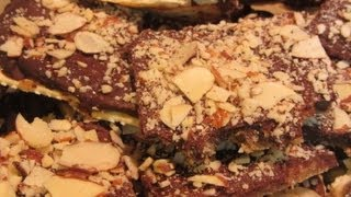 Holiday Almond Roca Bark
